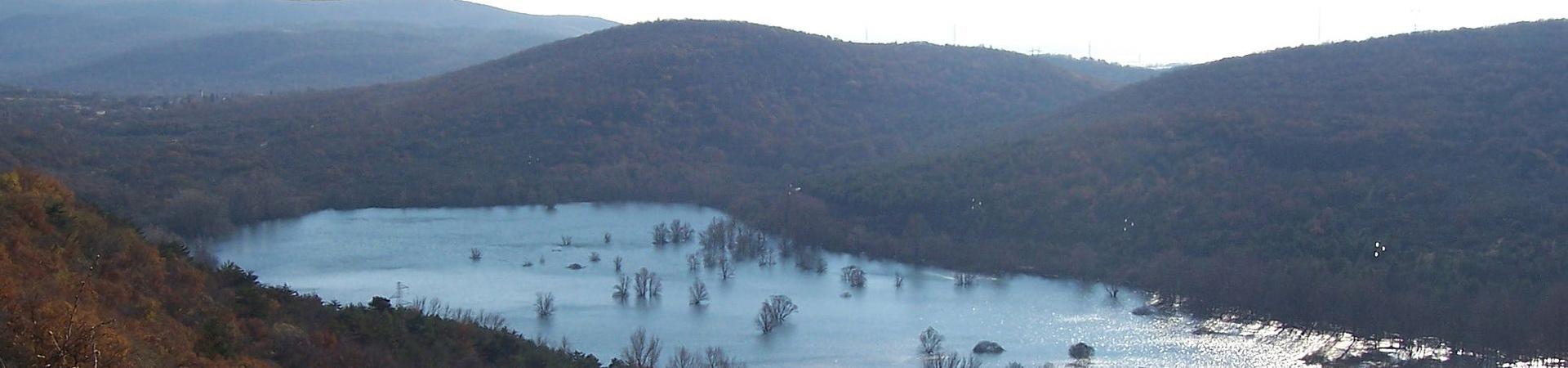 laghi di doberdò e pietrarossa