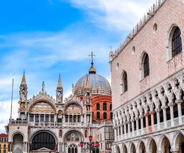 Basilica di San Marco e Palazzo Ducale