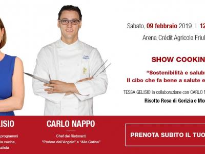 show cooking