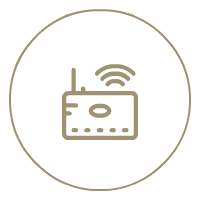 Accesso internet gratuito in tutte le aree dell'hotel e ristorante