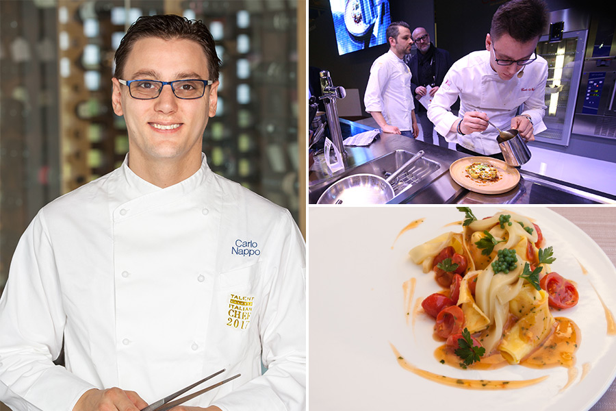 Chef Carlo Nappo